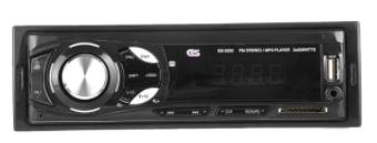 پخش کننده خودرو جی-شیک مدل GS-3330