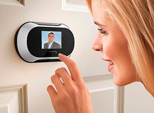Photo of خرید دوربین چشمی درب دیجیتال + 4 انتخاب ویژه از دید خریداران [قیمت مناسب]