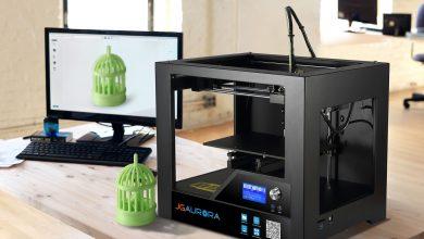 Photo of خرید پرینترهای سه بعدی، ارزان، راحت و با کیفیت، اجسام سه بعدی بسازید