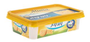 پنیر چدار آلیما وزن 150 گرم