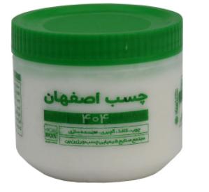چسب چوب چسب اصفهان مدل 404 حجم 500 گرمی