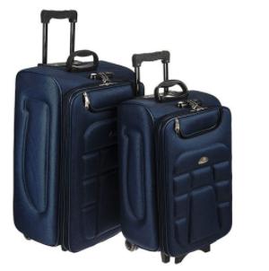 مجموعه دو عددی چمدان پولو کد 1001