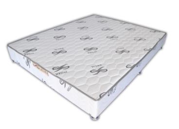 تخت خواب دو نفره وگال مدل BOX160 سایز 200×160 سانتیمتر