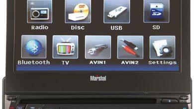 Photo of خرید پخش تصویری خودرو مارشال، به همراه نظرات خریداران
