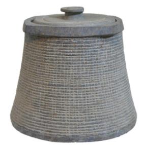 ظرف دیزی سنگی مدل یاقوت کد AT06