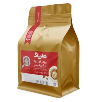 پودر قهوه هارپاگ مدل red - amata مقدار 250 گرم