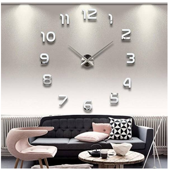 ساعت دیواری رویال ماروتی مدل MAN-6007 سایز بزرگ