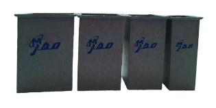 قالب شمع مهر مدل M04 بسته 4 عددی