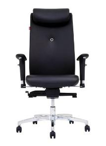 صندلی اداری نیلپر مدل SM910 چرمی