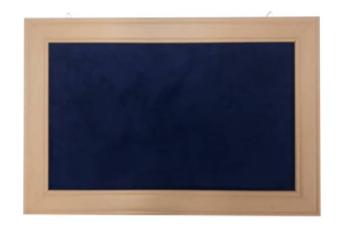 تابلو اعلانات مدلMDF50 سایز30*50 سانتی متر