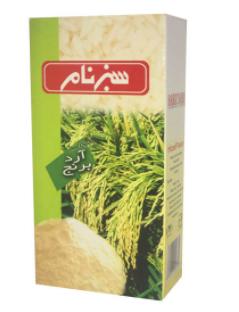 آرد برنج سبزنام -100گرم