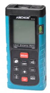 متر لیزری آنکور مدل TM60