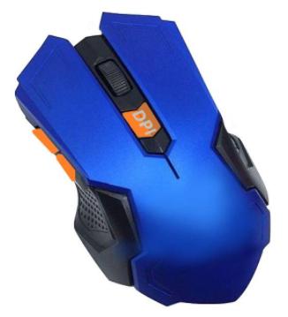 ماوس بی سیم مدل DX_410