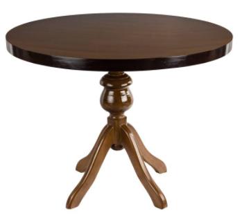 میز ناهار خوری صنایع چوب قائم مدل K251 سایز 100X100