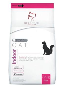 غذای خشک گربه سلبن مدل Indoor Cat وزن 2.5 کیلوگرم