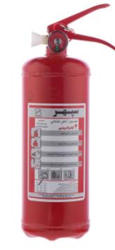 کپسول آتش نشانی سپهر سه کیلوگرمی