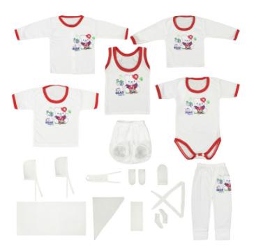 ست 20 تکه لباس نوزاد مینل کد S