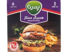 Photo of خرید انلاین بهترین مارک همبرگر ارزان قیمت و با طعم دلنشین