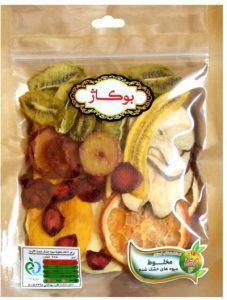 میوه خشک مخلوط بوکاژ - 150 گرم