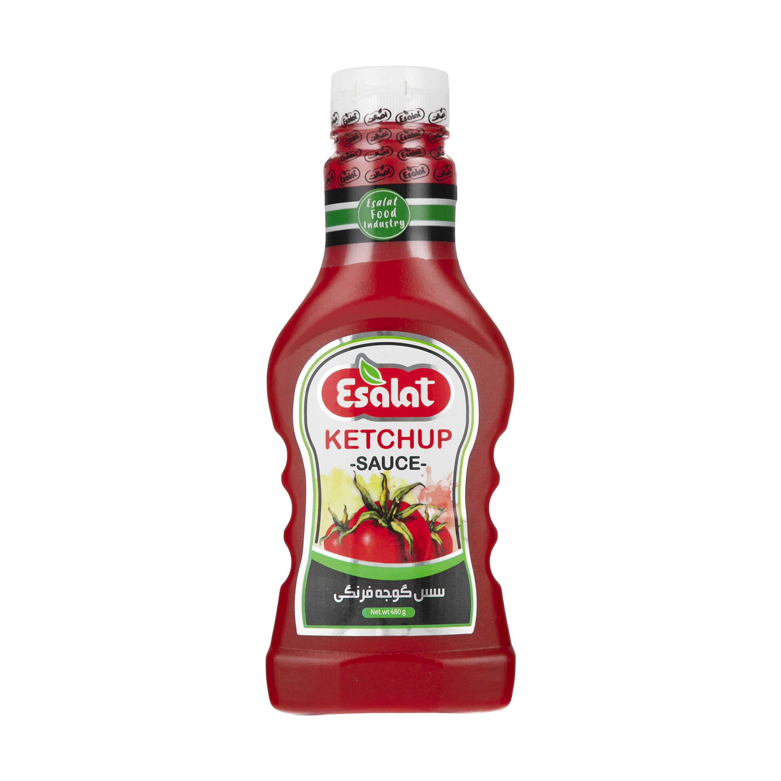 خرید سس گوجه فرنگی ارزان قیمت + 15 مدل با کیفیت